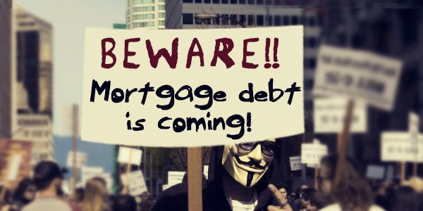 Is it time for another mortgage debt crisis, post-2018?